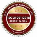 ISO 31001:2018 Certification Services
