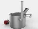 Direct Heating Circular Fryer