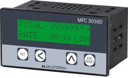 MFC-3016D Flow Indicator