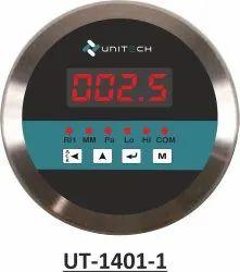 Pass Box Differential Pressure Indicator