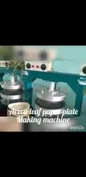 JDI Double Die Areca Plate Machine