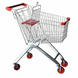 Shopping Trolley 130 Litres