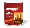 Monarch Crownlac Interior Emulsion Paint 3.6 ltr