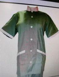Female Nursing Uniform Half Sleeves Ps-12