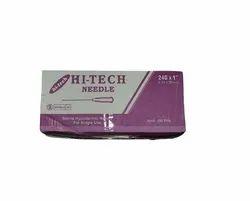 Hi Tec 23 G x 1 Needle Disposabel.