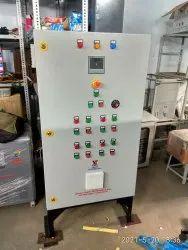Schneider 415 Volt Shredder Machine Control Panel