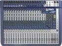 22-Channel Soundcraft Audio Mixer