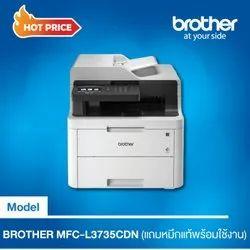 MFC-L3735CDN Print, Scan, Copy, Fax, 24PPM (Mono/Colour), 50 Pages ADF, Duplex & Network