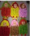 Alphabet baby school bags