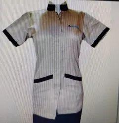 Female Nursing Uniform Half Sleeves PS-9