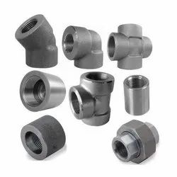 Forged Screwed Fittings For Power Plants