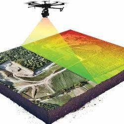 Aerial Mine Survey
