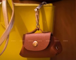Smera Mini Pouch Leather Bag