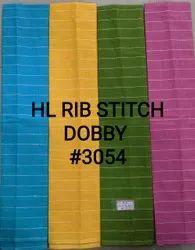 Pure Cotton Handloom katha Fabric, 4 color chart