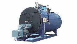Gas Fired 2500 Kg/hr Steam Boiler