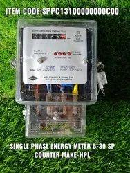 30 A Single HPL Energy Meter, 240 V