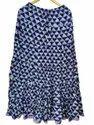 Womem Cotton Printed Skirt