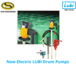 LUBI Drum Pumps