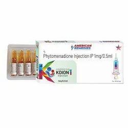 Phytomenadione 1mg (Vitamin K1)