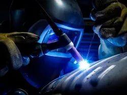 Argon Gas Welding, For Industrial