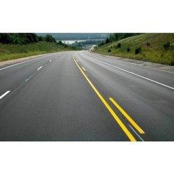 White Thermoplastic Road Marking, Powder