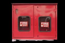 SAFE-ON Hose Box Double Door