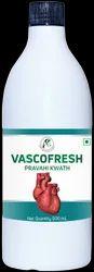 Rh Natural Ayurvedic Vascofresh Ras, Packaging Type: Bottle, Packaging Size: 500 Ml