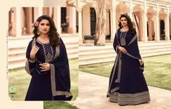 Vinay Fashion  Presents Long Gown