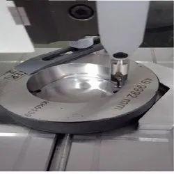 Plain Ring Gauge Calibration With Logo