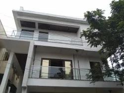 Balcony Railing Toughened Glass