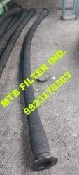 Cement Feeding Hose Pipe For Batching Plant