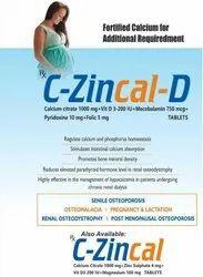 Calcium & Vitamin D3 Tablet