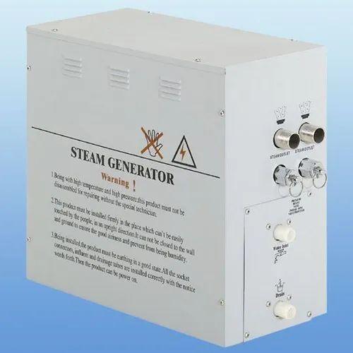 Electric 8 kW Steam Generator