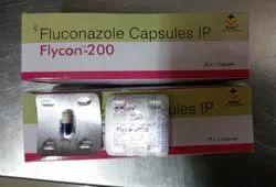 FLUCONAZOLE 200 MG CAPSULE