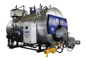 Oil & Gas Fired 500 kg/hr Steam Boiler, IBR Approved