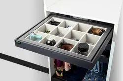 Olive Exotic Grey Garnishry Box for Wardrobe