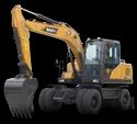 Sany Compact Excavator Rental Service, In Mp And Gujarat
