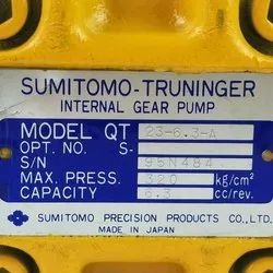 QT Series Internal Gear Pumps