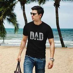 iKraft Men's Black T-Shirts