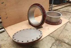 Titanium Manhole Nozzle