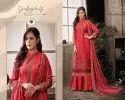 Fyra Noor Jahan 2 Soft Cotton Designer Dress Material Collection
