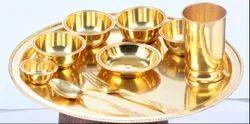 Golden Thali Set GP