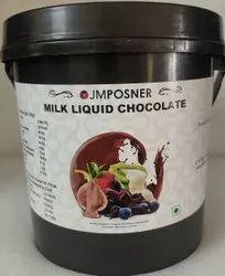 Liquid Milk Chocolate - 2.5kg