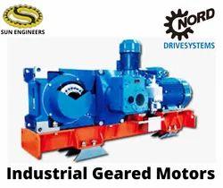 Industrial Geared Motor
