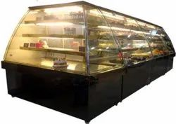 Display Counter C Glass Non AC