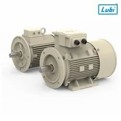 Energy-Efficient Cast Iron Three Phase Induction Motors (LMT Series)