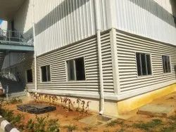 FRP Adjustable Ventilation Louvers, For Industrial