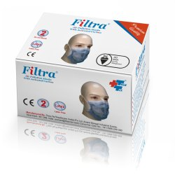 Active Carbon Dust Face Mask