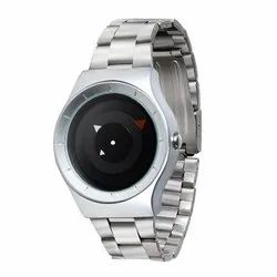 Stainless Steel Men Analog Watches For Formal
