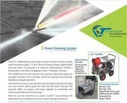 CVT Sewer Jetting Machine